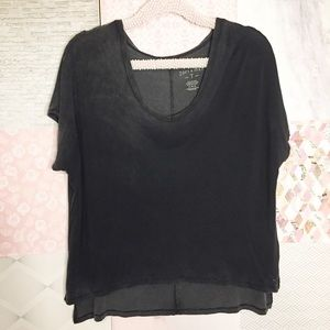SALE 💗American Eagle | Distressed Tee Shirt